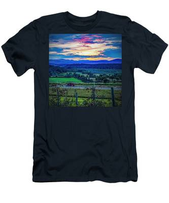 Adirondack Country Men's T-Shirt (Athletic Fit)