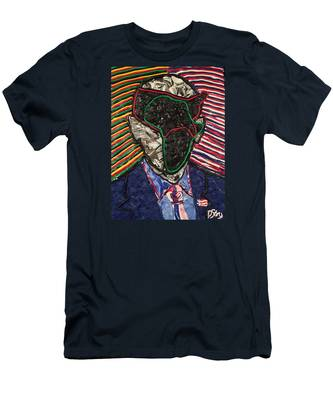 African American History Men's T-Shirt (Athletic Fit)