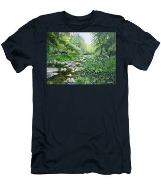 Another Look Men's T-Shirt (Athletic Fit)