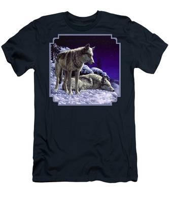 Winter Scene T-Shirts