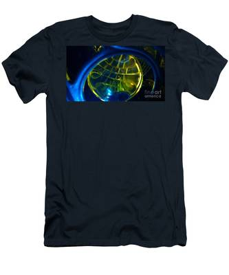 Ball Of Color Men's T-Shirt (Athletic Fit)