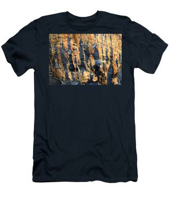 Dripping Gold Men's T-Shirt (Athletic Fit)