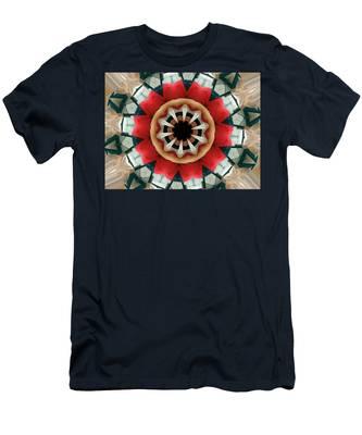 Geo 7 Men's T-Shirt (Athletic Fit)