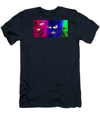 Pussy Riot Men's T-Shirt (Athletic Fit)
