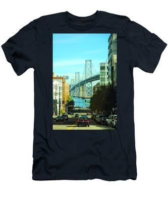 San Francisco Street Men's T-Shirt (Athletic Fit)