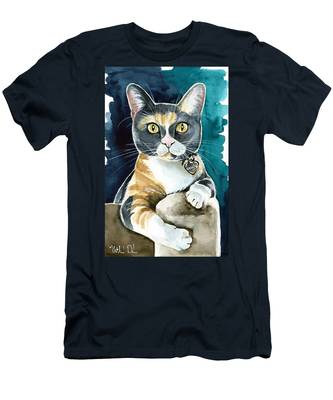 Designs Similar to Sassy - Calico Cat Painting