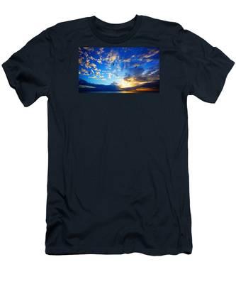 Sunrise Freedom Men's T-Shirt (Athletic Fit)