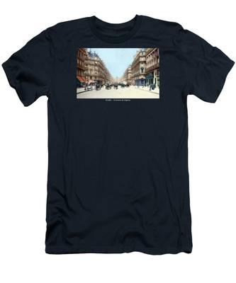 Street Scenes T-Shirts