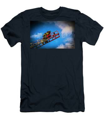 Last Fire Men's T-Shirt (Athletic Fit)