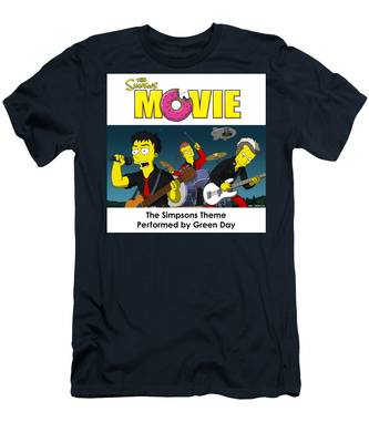 Simpsons Movie T Shirts Fine Art America
