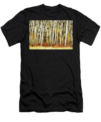 The Birches Men's T-Shirt (Athletic Fit)