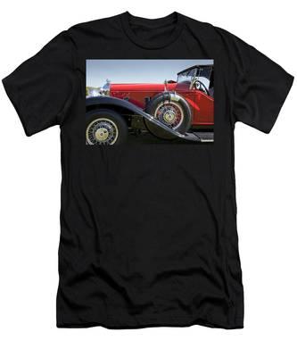 1932 Stutz Bearcat Dv32 Men's T-Shirt (Athletic Fit)