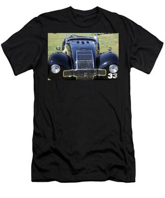 1947 Allard K1 Roadster Men's T-Shirt (Athletic Fit)