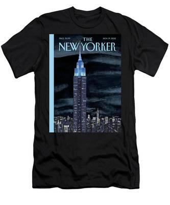 new yorker tröja