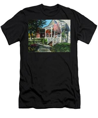 An American Dream Men's T-Shirt (Athletic Fit)