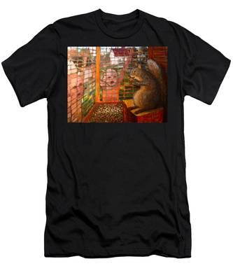 An003 Men's T-Shirt (Athletic Fit)