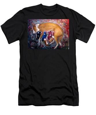 An005 Men's T-Shirt (Athletic Fit)