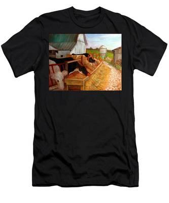 An009 Men's T-Shirt (Athletic Fit)