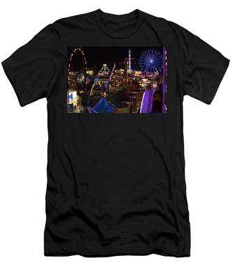 Atop The Carnival Men's T-Shirt (Athletic Fit)