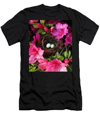 Azalea Surprise Men's T-Shirt (Athletic Fit)