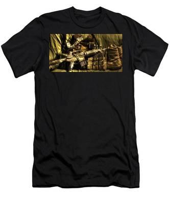 Back Home Men's T-Shirt (Athletic Fit)