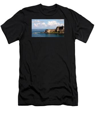 Beautiful El Morro Men's T-Shirt (Athletic Fit)