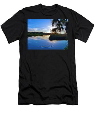Beautifulness Men's T-Shirt (Athletic Fit)