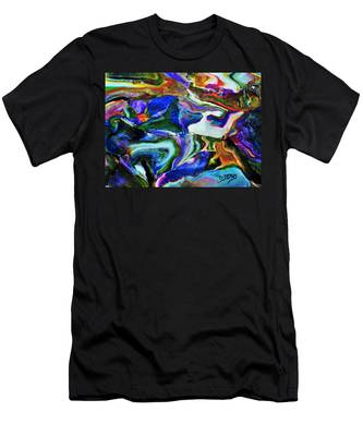 Blutanium Men's T-Shirt (Athletic Fit)