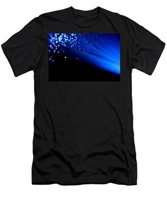 Bullet The Blue Sky Men's T-Shirt (Athletic Fit)