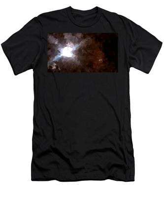 By The Moonlight Men's T-Shirt (Athletic Fit)