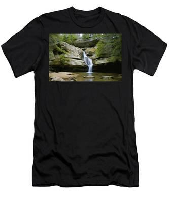Cedar Falls Men's T-Shirt (Athletic Fit)