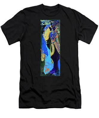 Coat Of Many Colors Men's T-Shirt (Athletic Fit)
