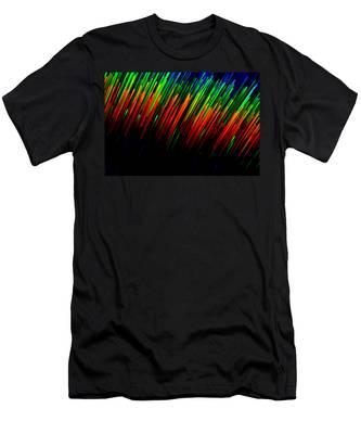 Colour My World Men's T-Shirt (Athletic Fit)