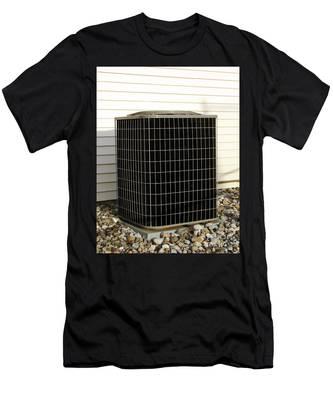 Condenser Men's T-Shirt (Athletic Fit)