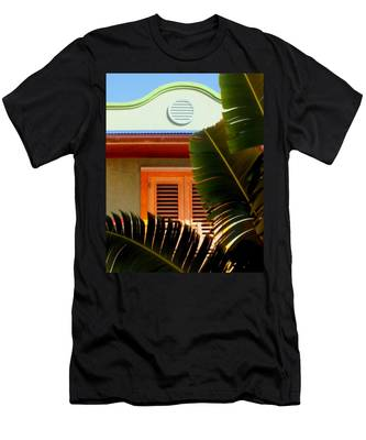 Cool Tropics Men's T-Shirt (Athletic Fit)