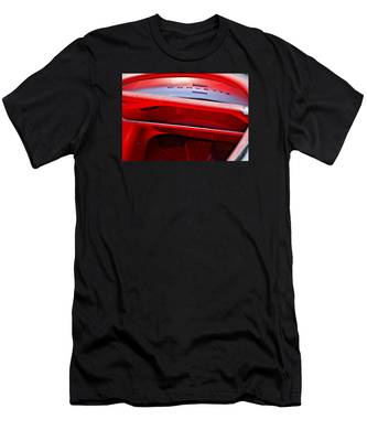 Corvette Dash - Mike Hope Men's T-Shirt (Athletic Fit)