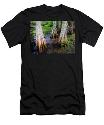 Cypress Waltz Men's T-Shirt (Athletic Fit)
