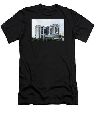 Dallas Children's Medical Center Hospital Men's T-Shirt (Athletic Fit)