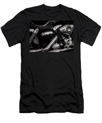 Dyna Super Glide Custom Men's T-Shirt (Athletic Fit)