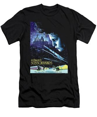 Edward Scissorhands T-Shirts