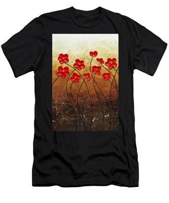 Flores De Mi Jardin 2 Men's T-Shirt (Athletic Fit)