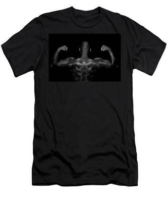 Body Art Men's T-Shirt (Athletic Fit)