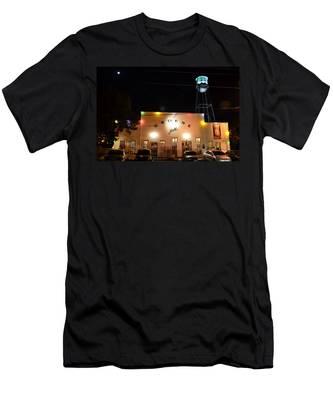 Gruene Hall Men's T-Shirt (Athletic Fit)