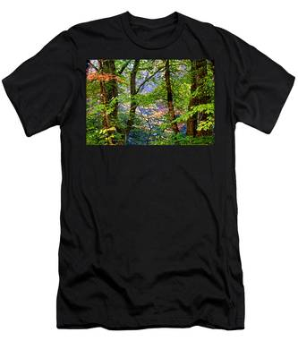 Land Of The Noonday Sun Men's T-Shirt (Athletic Fit)