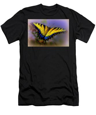 Magic Of Flight Men's T-Shirt (Athletic Fit)
