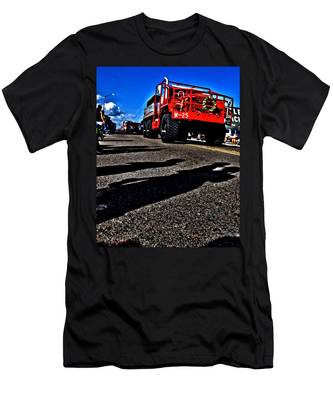 Monster Truck Men's T-Shirt (Athletic Fit)