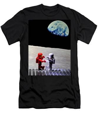Moondance Men's T-Shirt (Athletic Fit)