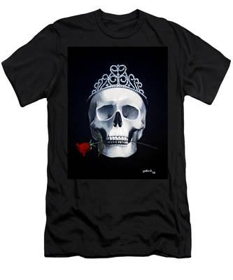 Mortal Beauty Men's T-Shirt (Athletic Fit)