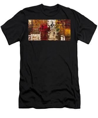 Music World Tour Men's T-Shirt (Athletic Fit)