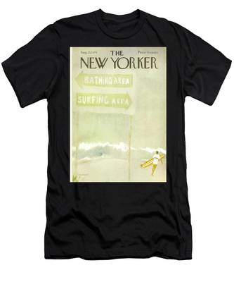 New Yorker August 23rd, 1976 Men's T-Shirt (Athletic Fit)